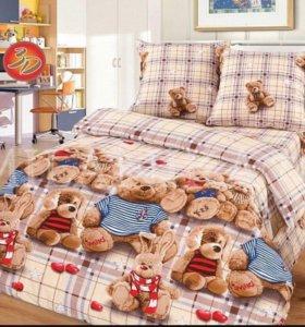 Детской постельное белье