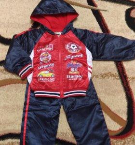 Спортивный костюм, непромокаемый, непродуваемый