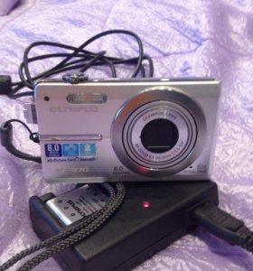 Цифровой фотоаппарат Olimpus FE-370 ОТС.