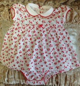 Боди -платье Prenatal (Италия )