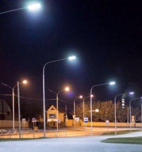 Светодиодные светильники от производителя.