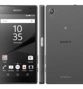 Sony Z5 compact black 32gb