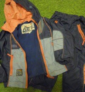 Ветровочный костюм 92-98