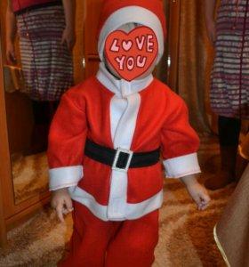 Новогодний костюм на 1,5 -2 года