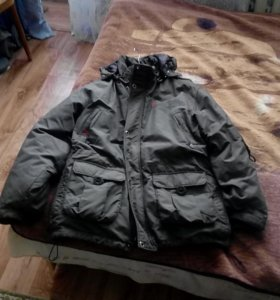 Зимняя,теплая куртка 4XL