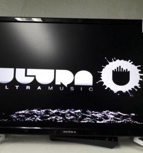 Телевизор supra lc24st100fl