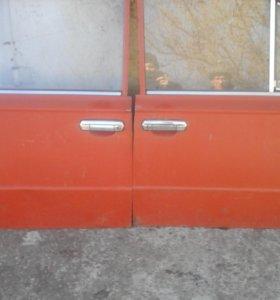 Двери ваз2101, дверь ока, дверь 2107