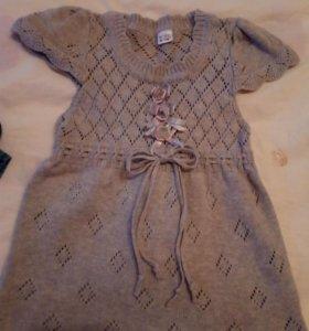 Платье,юбка 1-2года