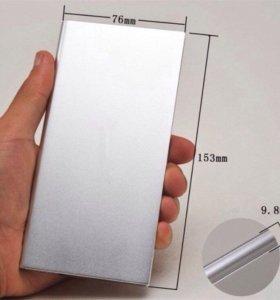 Внешний аккумулятор PowerBank 10000 mAh