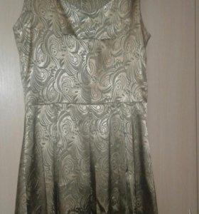 Платье - скидка 50%.Платье 100 ₽.