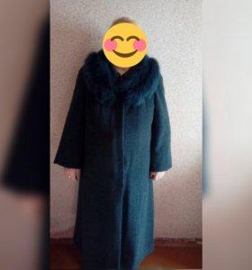 Пальто зимнее 54-56