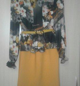 Платье - скидка 50%.Платье 200 ₽