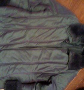 Куртка теплая 48 р