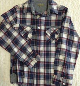 Рубашка 122-128р. для мальчика