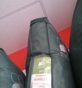 Подушка новая, бамбуковая 70*70 Бамбоо