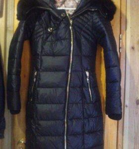 Куртка -пуховик зимний