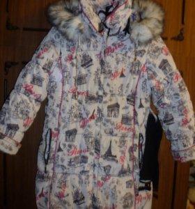 Зимнее пальто ф. Стефан м.134