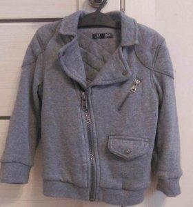 Кофта (пиджак, косуха) на мальчика