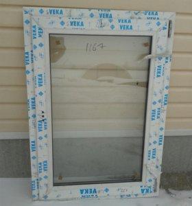 Пластиковые окна новые Veka