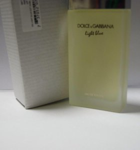 Dolce & Gabbana - Light blue (жен) 100 ml Tester