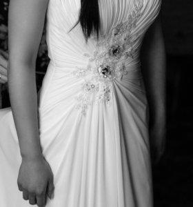 Свадебное платье +ПОДАРОК