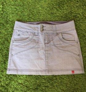 Джинсовая юбка Esprit 44 размер