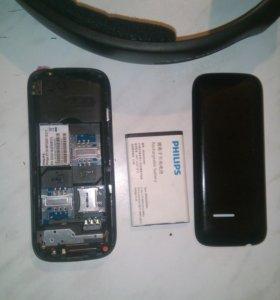 Philips E120 black