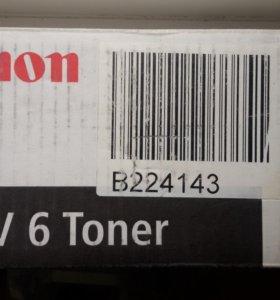 Картридж С-EXV 6 Toner