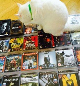 Подборка игр PS3 (Cat Edition)