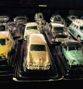Машинки ( коллекционные)