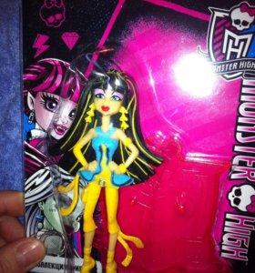 Monster high новая куколка