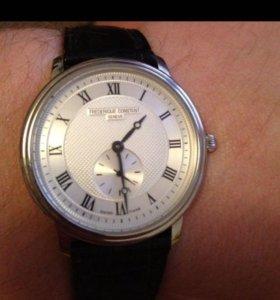 Часы FREDERIQUE CONSTANT отличный подарок на нг