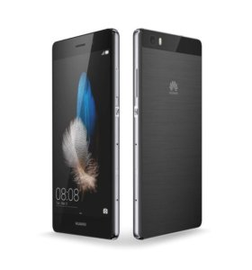 Huawei P8 Lite черный