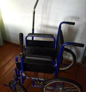Инвалидная коляска уличная(Новая)