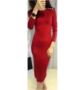 Новое платье под Balmain
