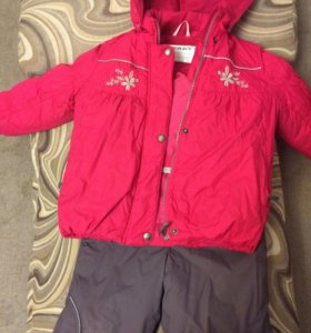"Зимний костюм на девочку 1,6-4 года.Фирма ""kerry"""