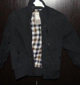 Куртка для мальчика, демисезон