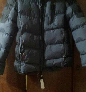 ..Мужская зимняя куртка