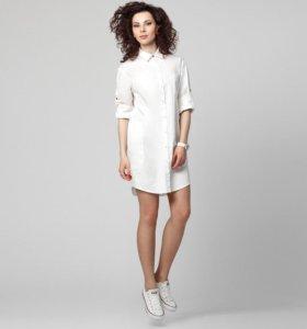 Платье - рубашка новое