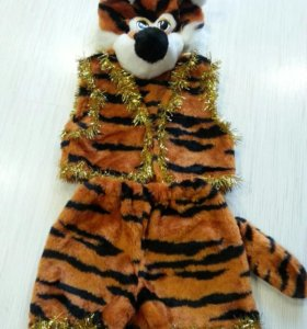 Новогодний костюм тигра
