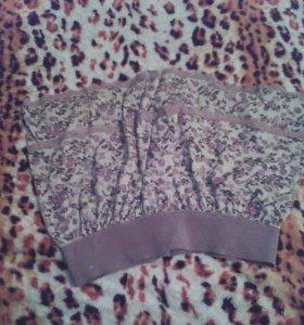 Пиджак футболка юбка