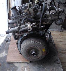 Двигатель на Mazda Premacy 1.8