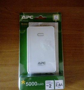 Power bank 5000mah Apc Mobile