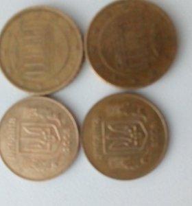 Юбилейные центы монеты