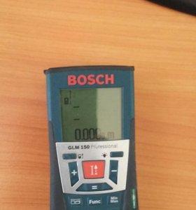 Лазерный дольномер Bosch GLM 150