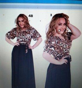 Платье 48 размера новые
