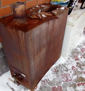 Печь для бани сауны