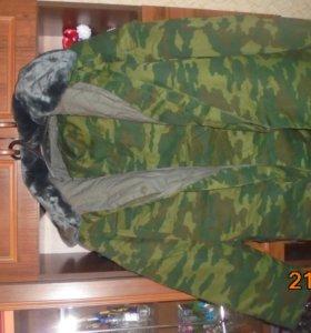 Бушлат зимний со штанами