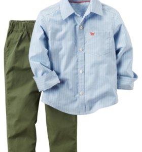 Рубашка и штаны (Carters)