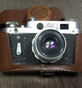 Фотоаппарат ФЭД 3.